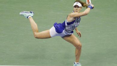 Alizé Cornet, tennis, WTA, US Open