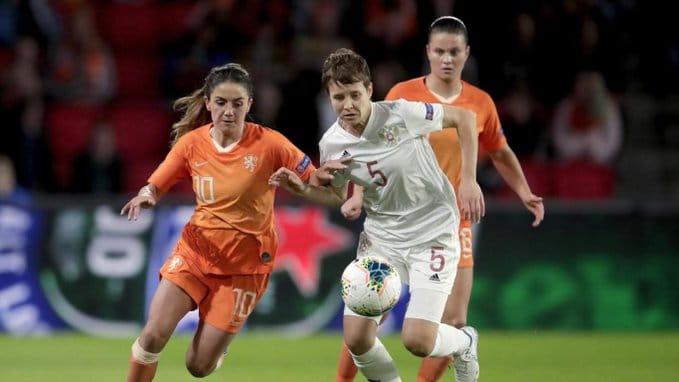 Pays-Bas-Russie-Euro-2022
