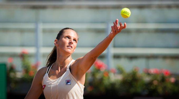 Pliskova - Tennis - Rome - WTA