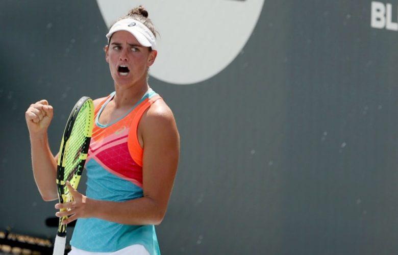 Jennifer Brady, tennis, US Open, WTA