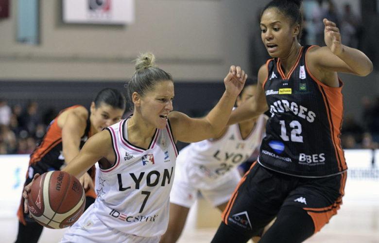 Ingrid Tanqueray Ldlc ASVEL Lyon Tango Bourges