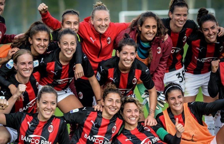 AC Milan - Calcio Femminile - Football Féminin