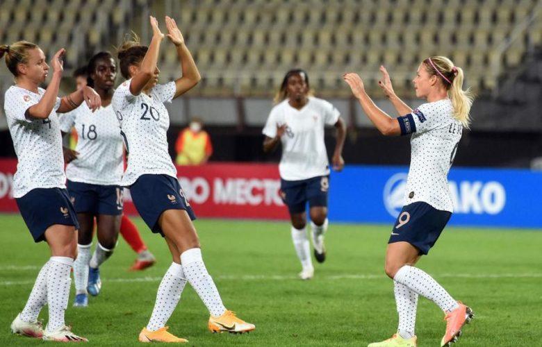 France - Bleues - Football Féminin