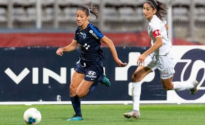 Clara Mateo - Paris FC - D1 Arkema