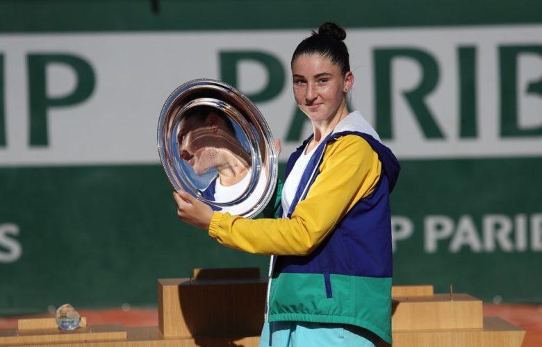 Elsa Jacquemot - Roland-Garros - Juniors