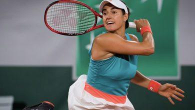 Garcia - Mertens - WTA - Roland-Garros