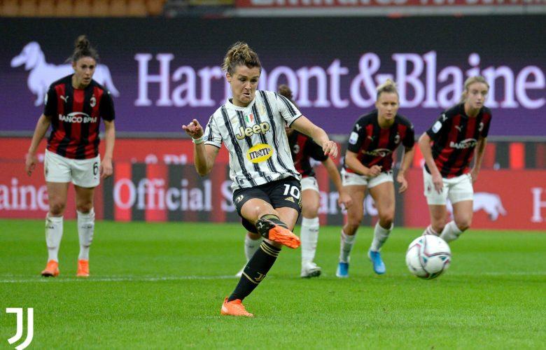 Juventus-MilanAC-Italie