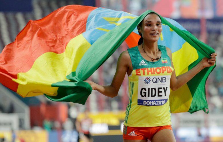 Letesenbet-Gidey