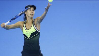 Dodin - Linz - WTA - Tennis