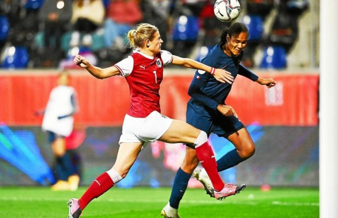 France - Bleues - football Féminin