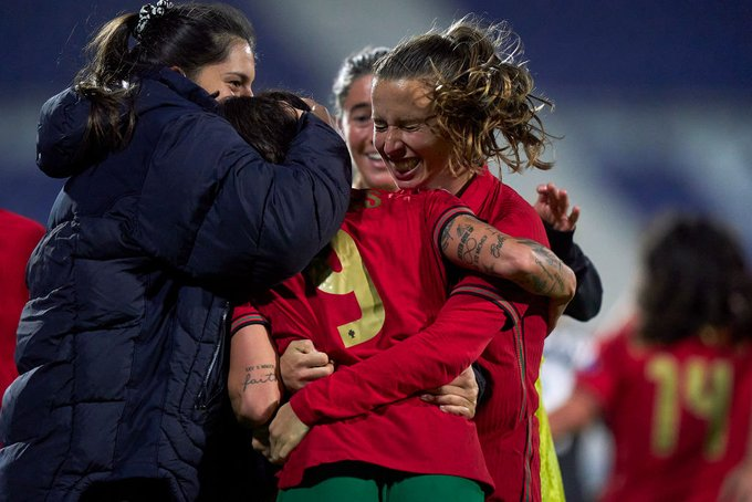 Portugal - Football Féminin - Euro 2022