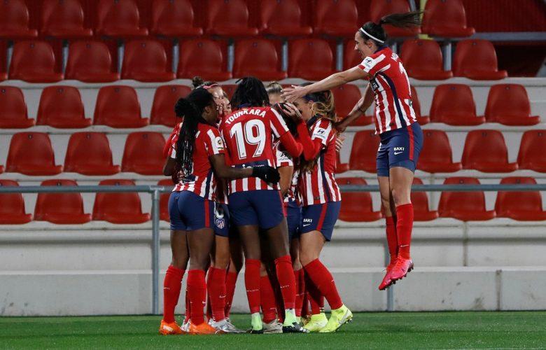 Atletico Madrid Feminin - UWCL