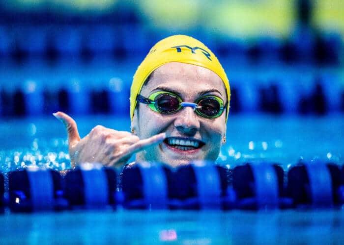 100 m Nage libre champ. France