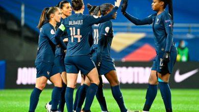 Bleues - France - Football