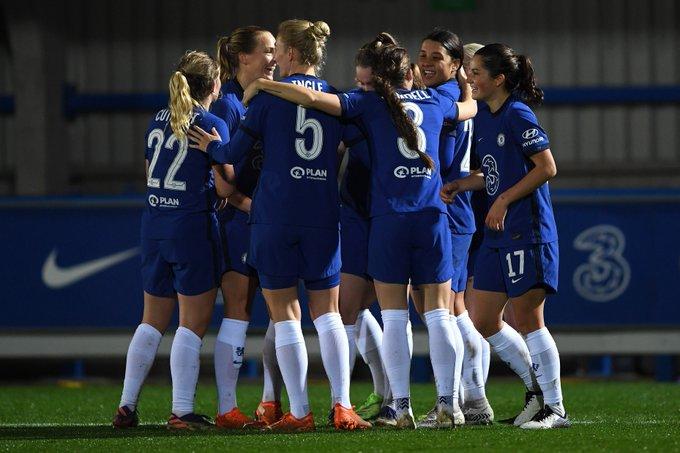 Chelsea Women - UWCL - Football Féminin