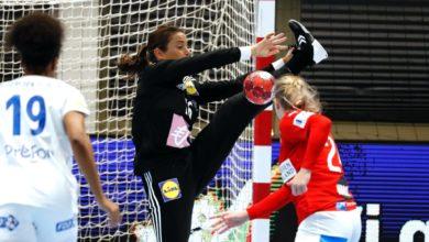 France Darleux Hand EHF Euro 2020