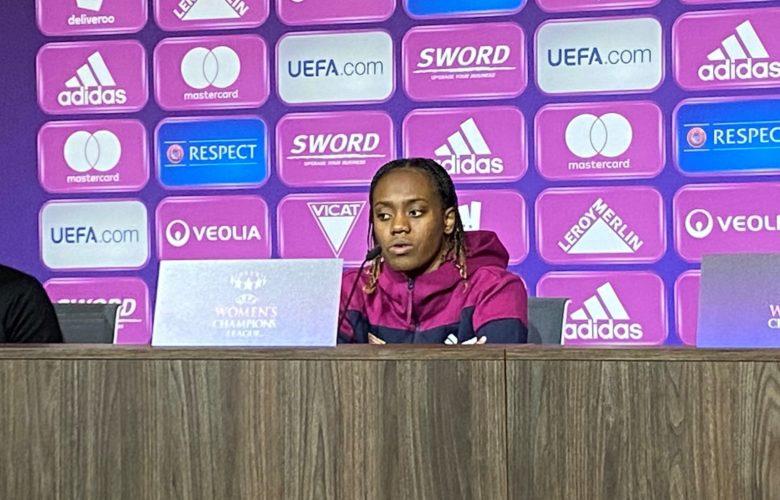 OL Féminin - Malard - Ligue des Champions Féminine