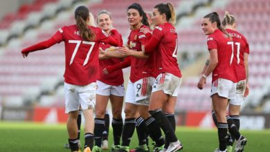 Manchester United Women - FAWSL - Bristol City Women