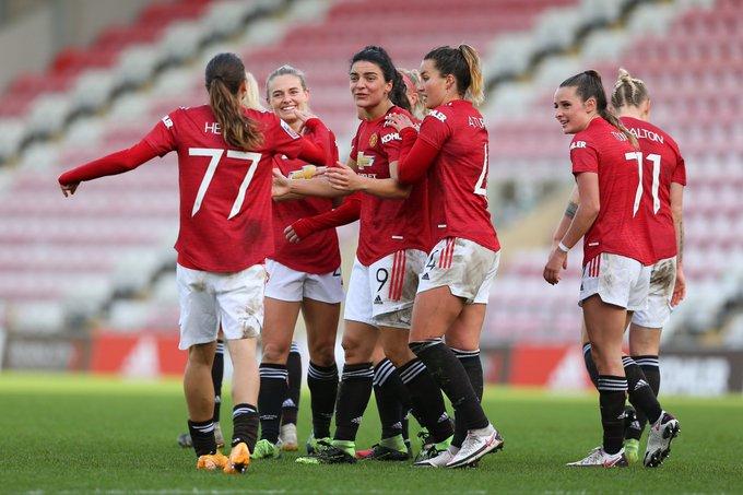 Manchester United Women - FAWSL - Bristol City Women