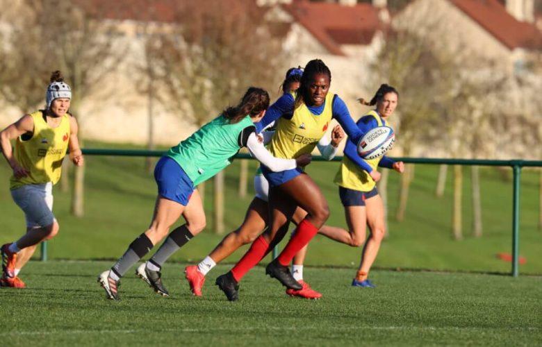 Zoom rugby à 7 féminin