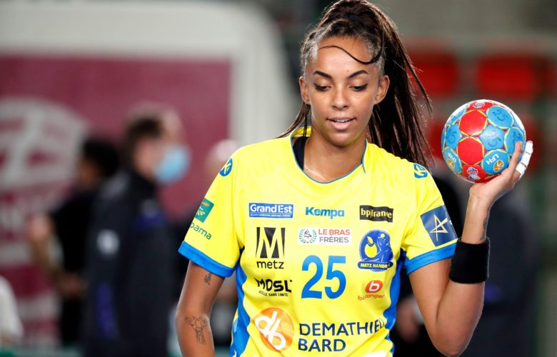 Sajka - LBE - Metz Handball - Paris 92