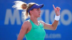 Tsurenko - WTA - Tennis - Paris