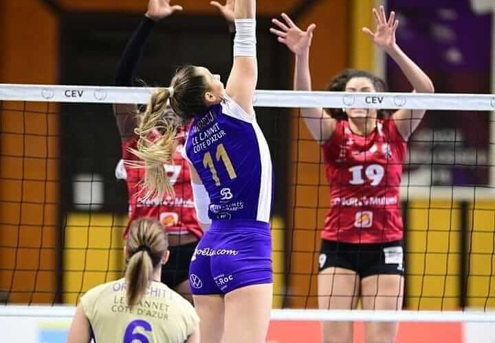 Coupe d'Europe CEV