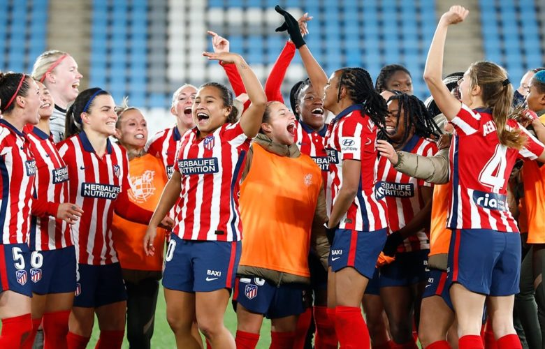 Atletico Féminin - Barca Féminin - Supercoupe