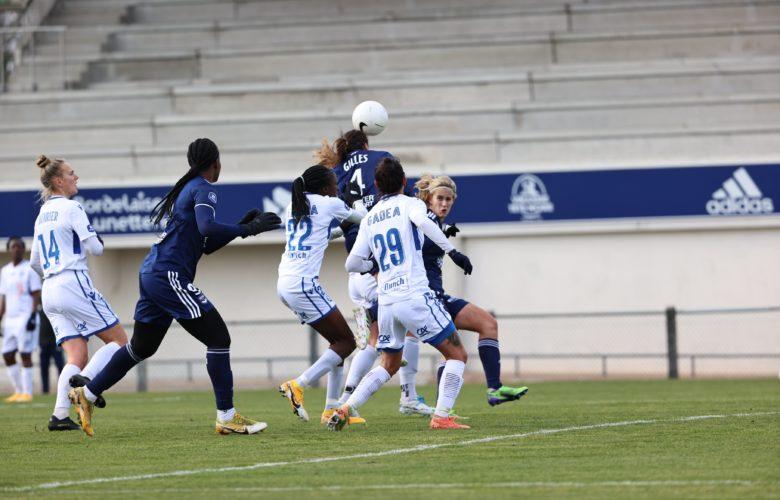 Bordeaux - Football Féminin - ASJ Soyaux