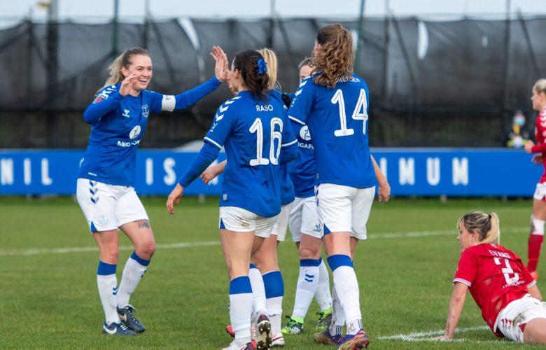 Everton Women - FAWSL