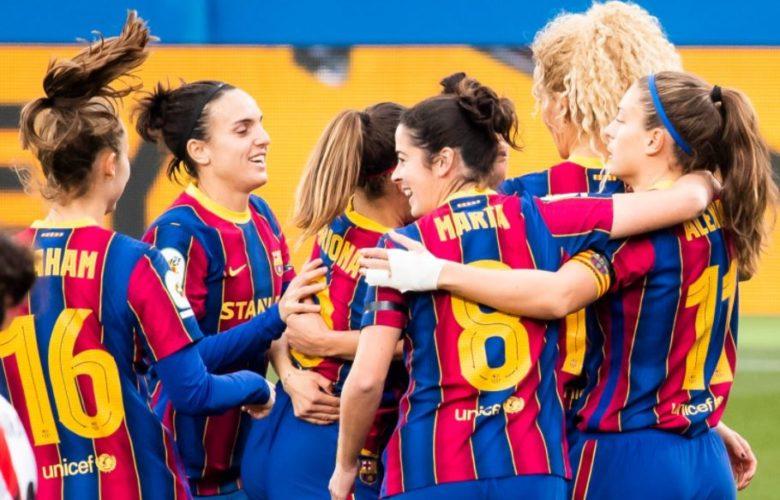 FCB primera victoire