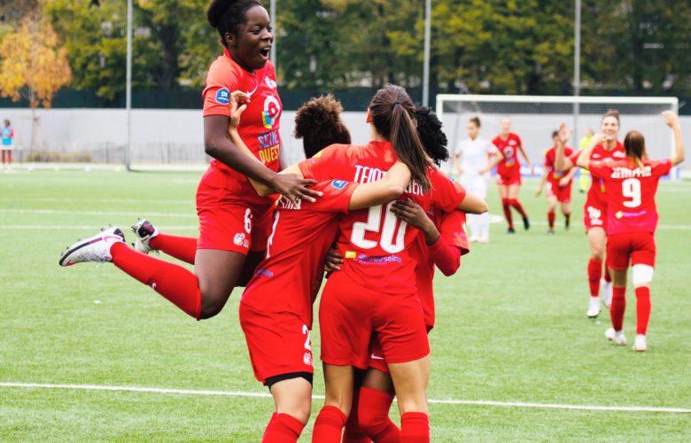 GPSO Issy - Football Féminin