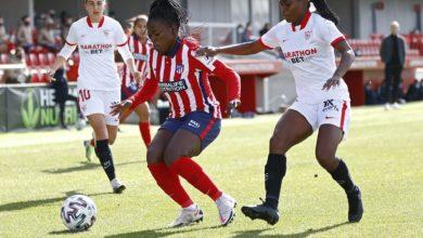 Grace Kazadi Atleti Debuts