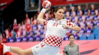 Marijeta Vidak - Croatie - Handball