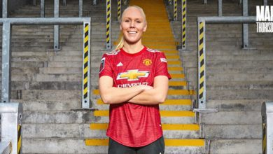 Maria Thorisdottir - FAWSL - Manchester United Women