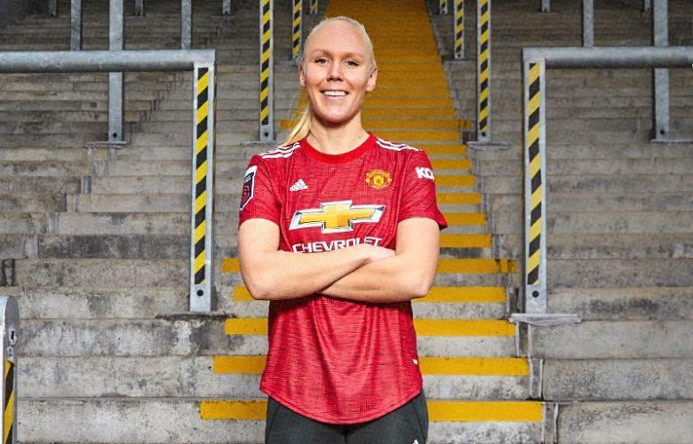 Maria Thorisdottir - FAWSL - Manchester United Women