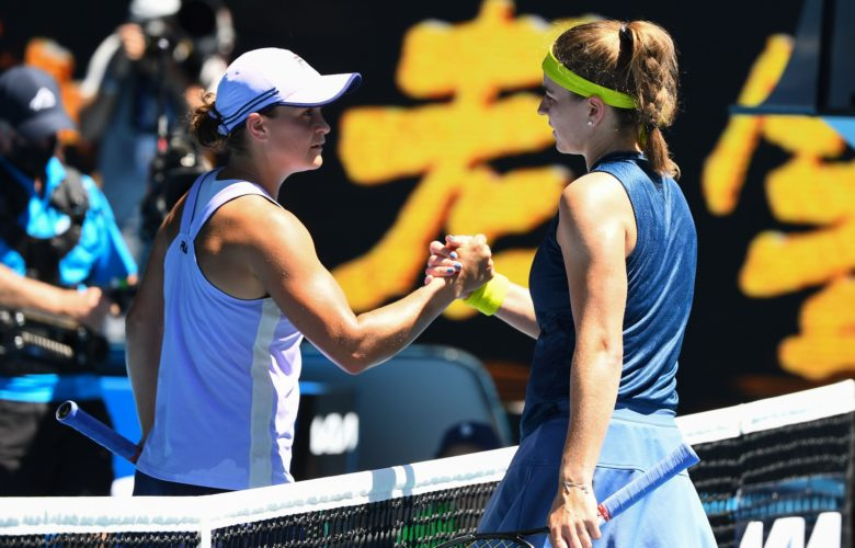 WTA - Barty - Tennis - Open d'Australie