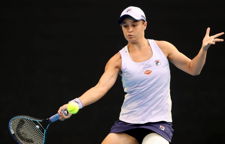 Barty - Open Australie - WTA
