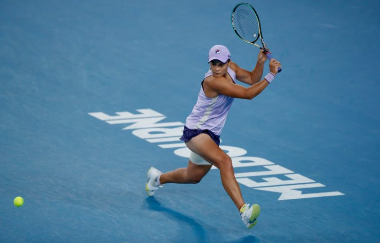 WTA - Open Australie - Barty