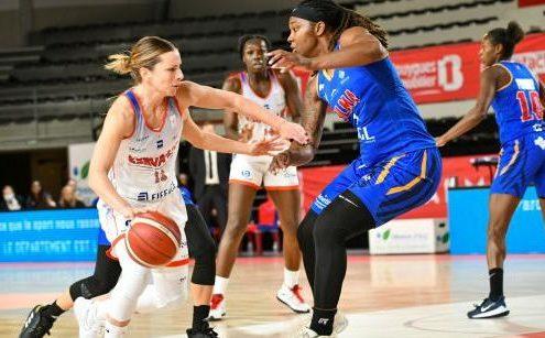 ESBVA Sandra Ygueravide victoire contre Landerneau