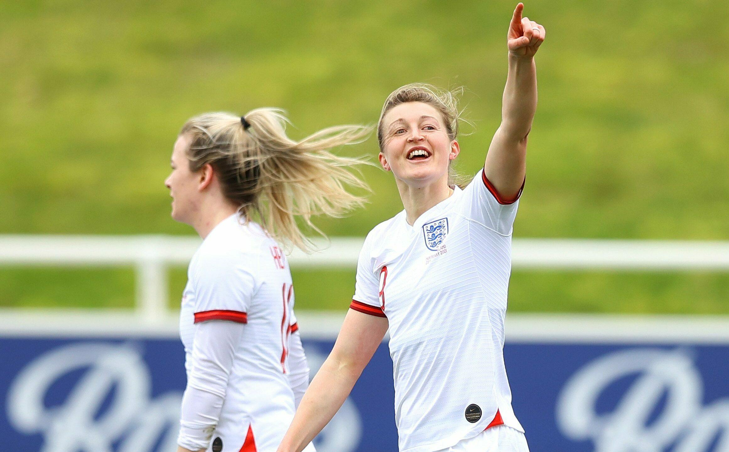 Angleterre - Football Féminin - Amical