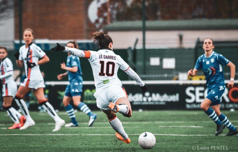 Lea Le Garrec - D1 Arkema - FC Fleury 91