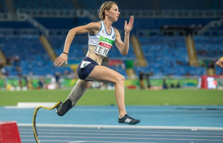 Marie-Amélie Le Fur record monde Dubaï