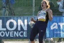 Melina Robert Michon Championnats France