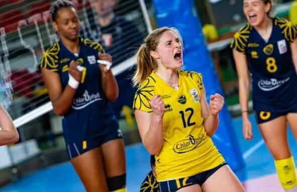 Nantes victoire contre Mougins 20e journée