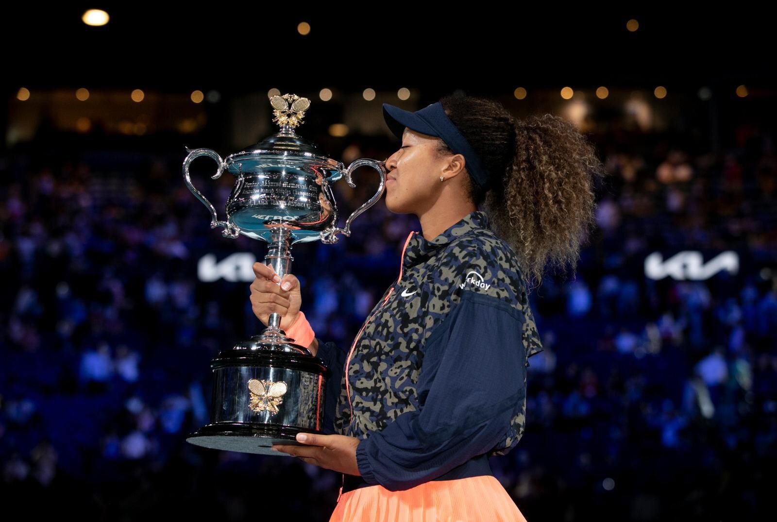 Naomi Osaka - WTA - Open d'Australie