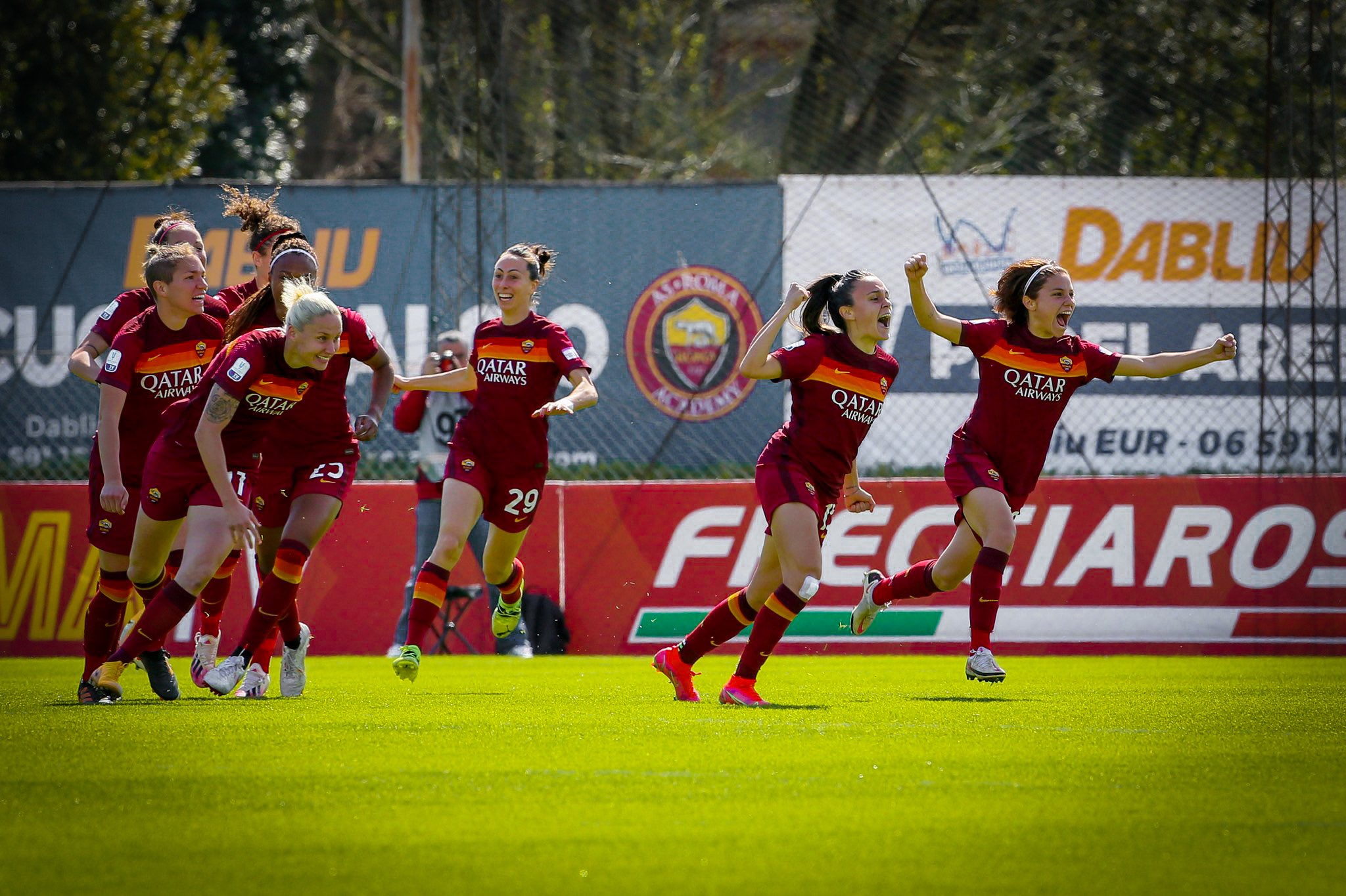 AS Roma Féminin - Coppa Italia Femminile