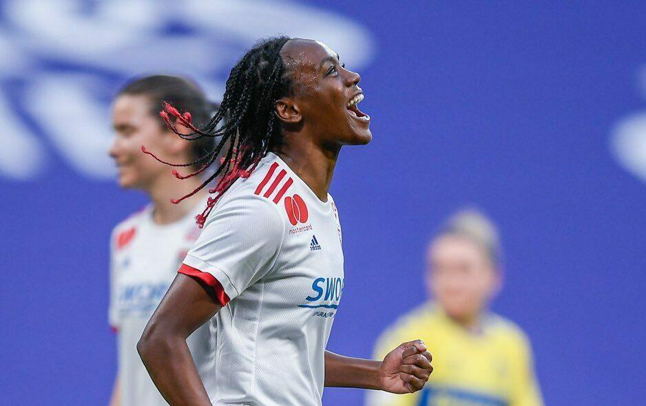 Malard - OL Féminin - Football Féminin