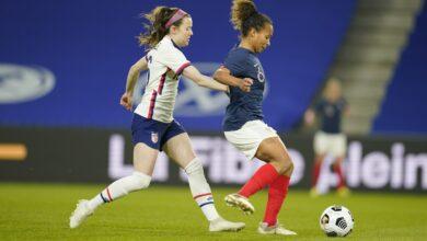 France Féminin - USA Féminin