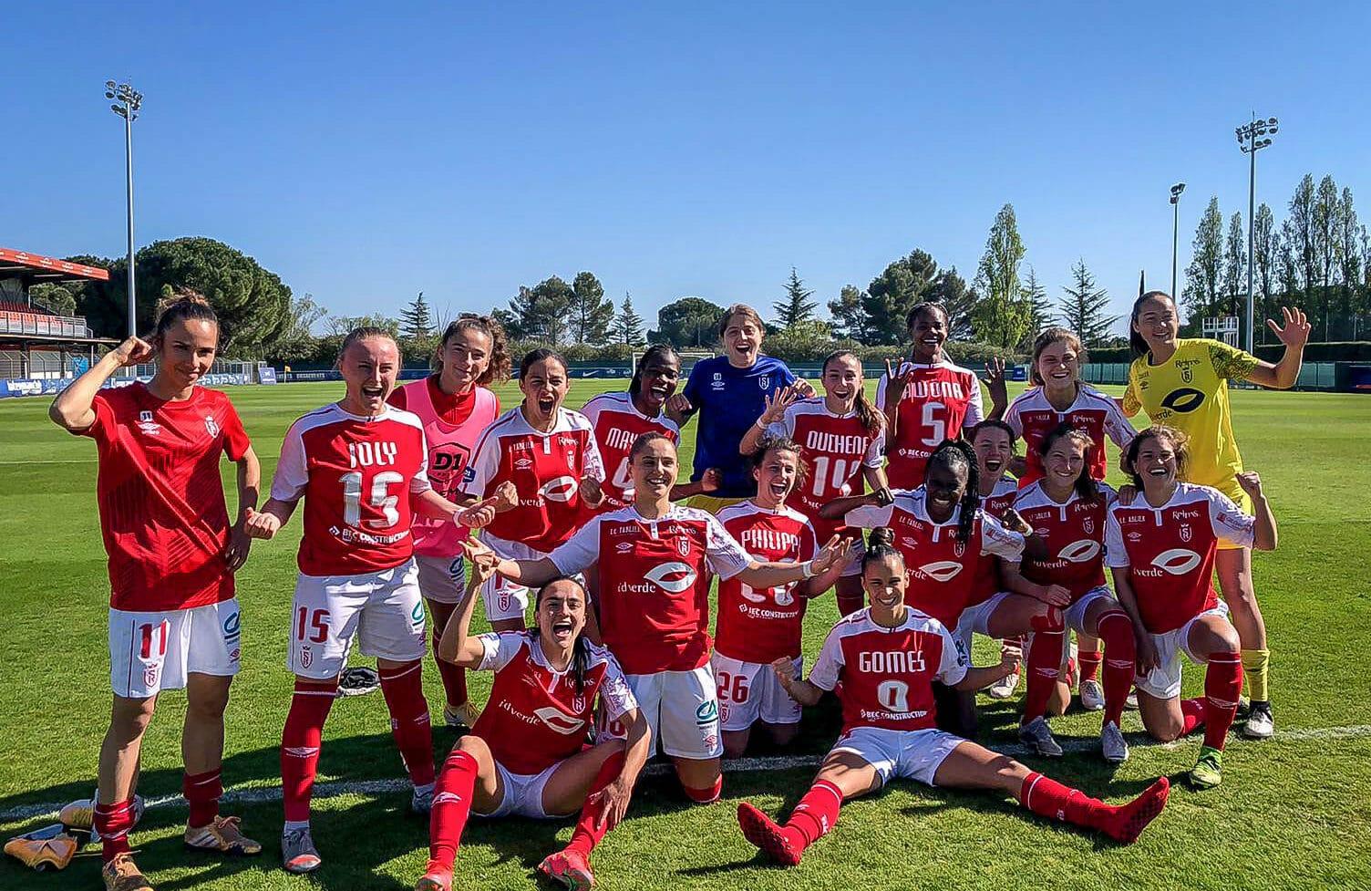 Stade de Reims - Reims Féminin - D1 Arkema